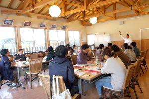 食品表示法のことならシェフプラス|世羅町のセミナーの様子